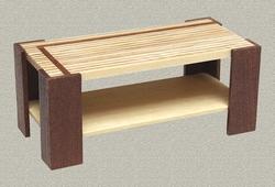 Moderne Salon Tisch, 42 mm hoch